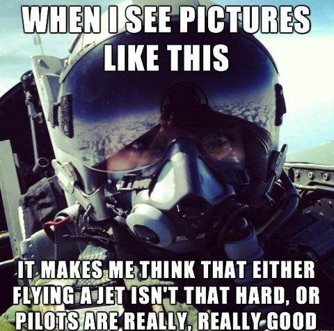 jet fighter pilot, meme, hard, good
