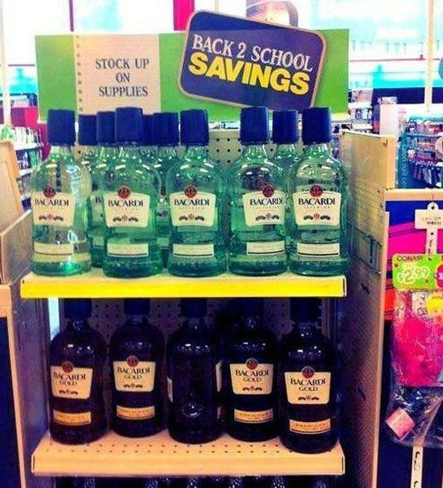 back to school savings, alcohol, vodka