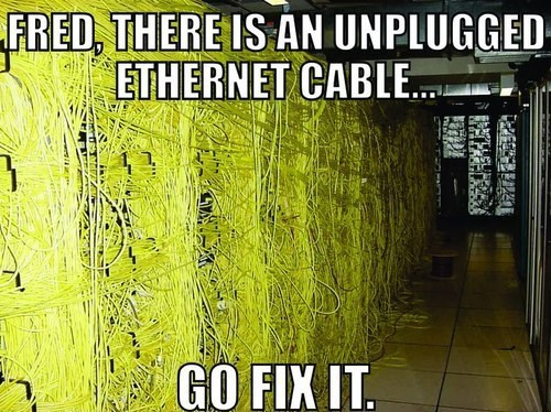 ethernet, meme, cabling, chaos, wtf, troll