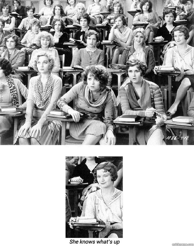 sex education, 1929, reaction, class, school