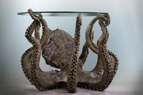 octopus coffee table, product, win