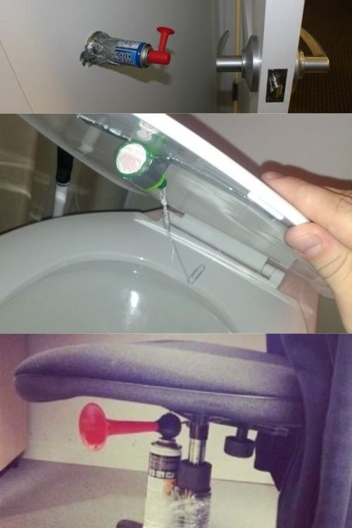 pranks, household items, troll, lol
