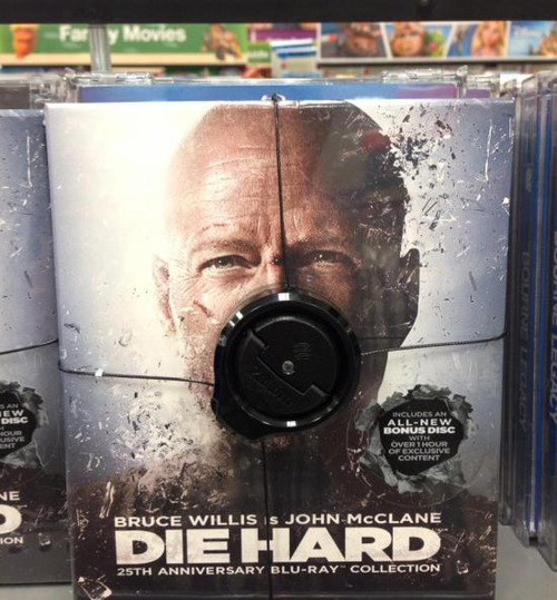 bruce willis, bane, die hard, perspective, antitheft device