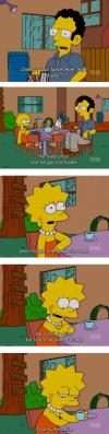 lisa simpson, reading, comic, lol
