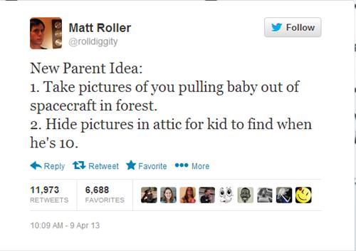 bad parenting, twitter, alien, kids, pictures, attic, lol