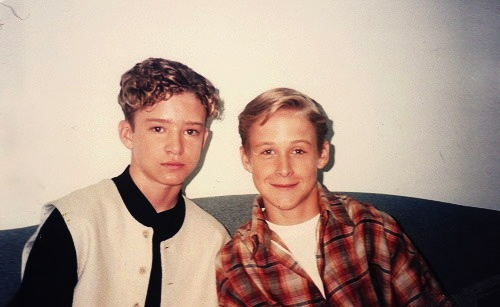 justin timberlake, when they were young
