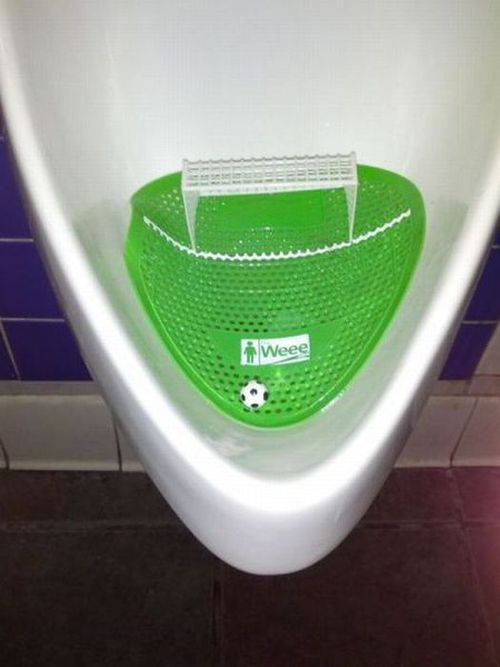 urinal soccer, toy, weee, product, bathroom