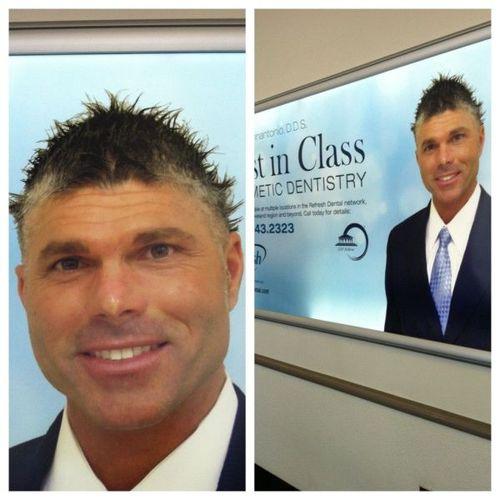 bad hair day, advertisement, fail, wtf