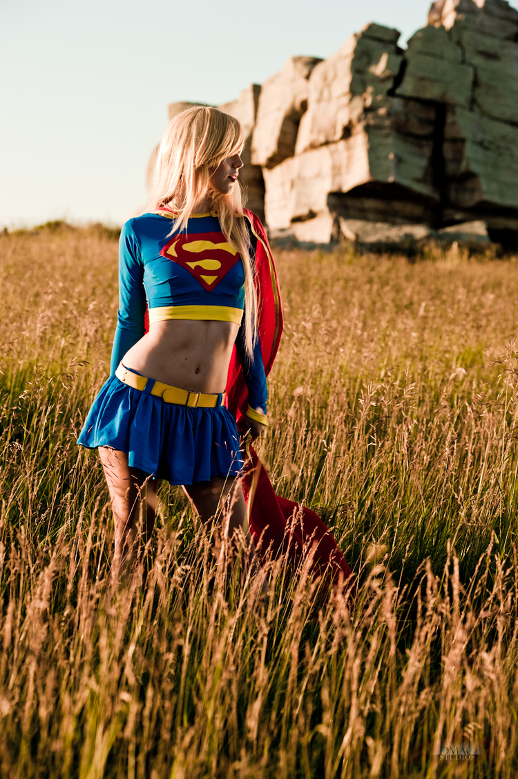 super woman, cosplay, beautiful