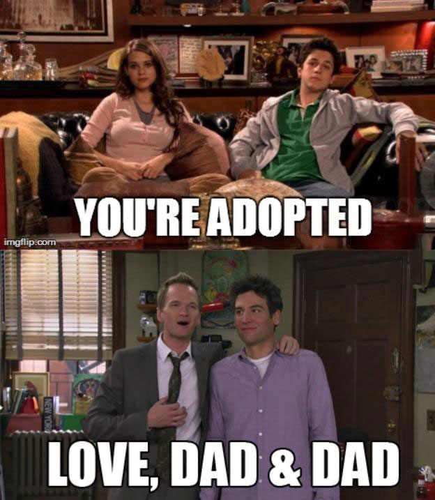 how i met your mother, real ending, tv show