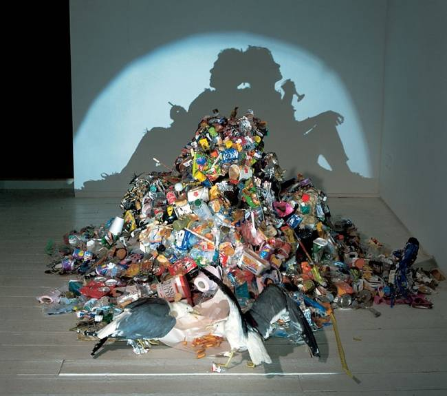 amazing shadow sculptures by tim noble and sue webster, art