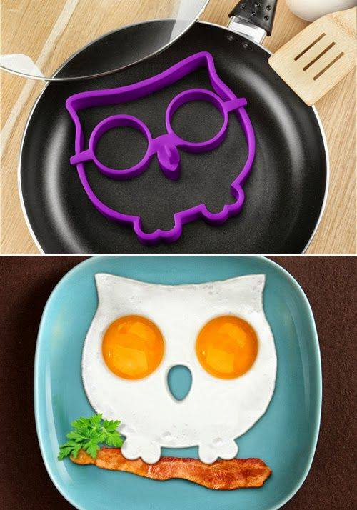 egg mould, product, owl