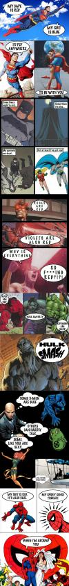 superhero valentine poetry, lol, marvel comics