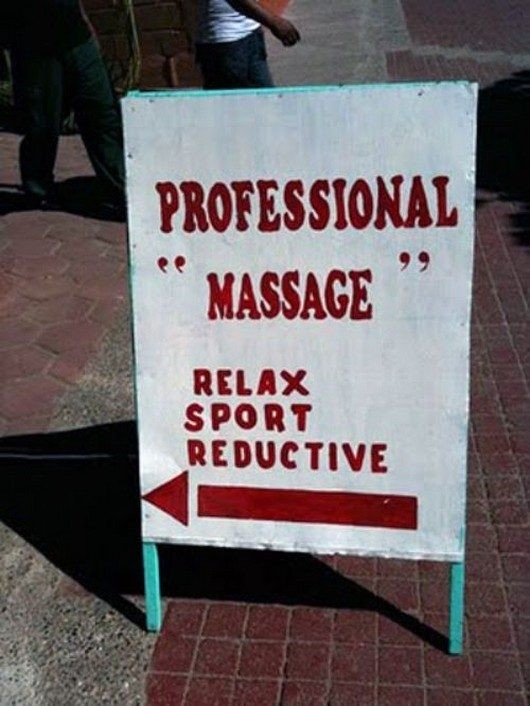 44 ordinary signs that became suspicious when people failed at using quotation marks, lol