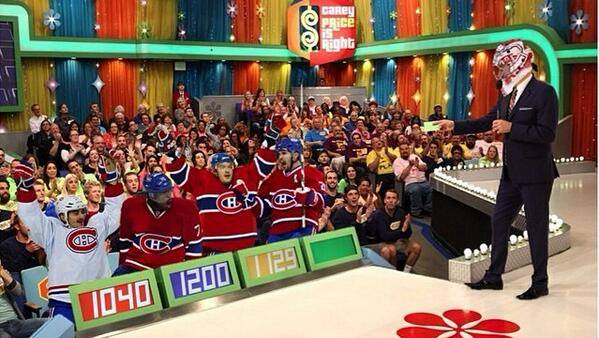 the price is right, montreal canadiens, habs, nhl, hockey, photoshop, game show