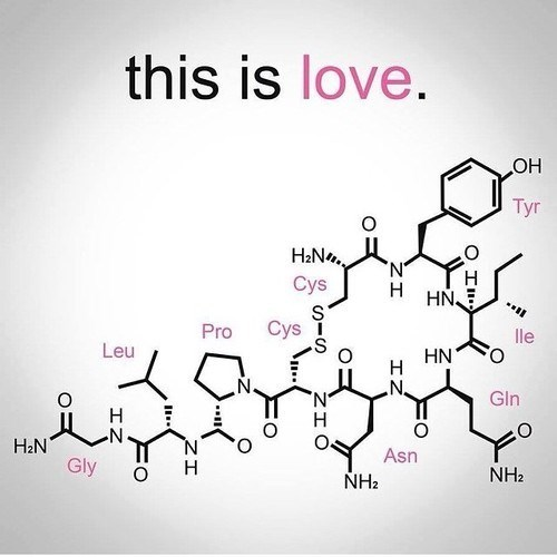 this is love, chemical composition