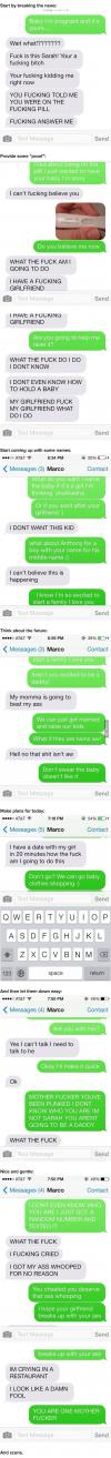 this girl pulled off the most masterful wrong number prank of all time, lol, troll