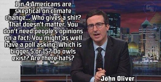 you don't need people's opinions on a fact, you might as well ask which is bigger 5 or 15, do owls exist, are there hats, john oliver