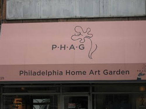 the best and worst acronym ever, philadelphia home art garden, awkward store name