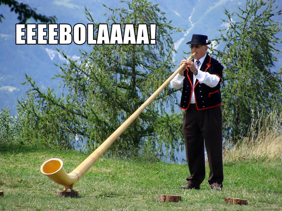 ebola, ricola swedish horn