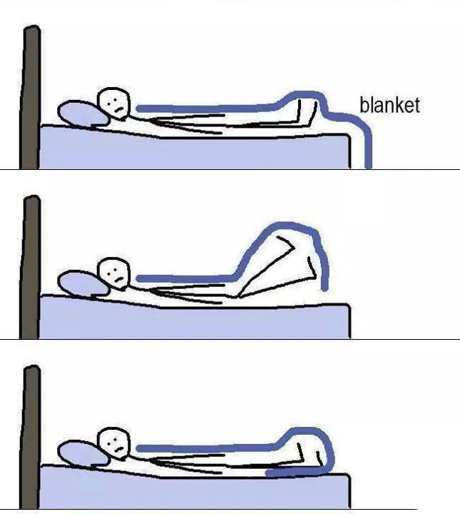 how to keep your feet safe and warm in bed