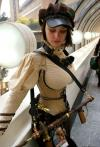 steampunk cosplay win