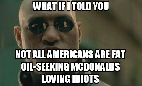 All Americans Are Fat