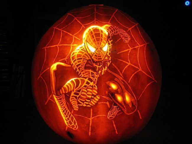 best pumpkin carvings, halloween