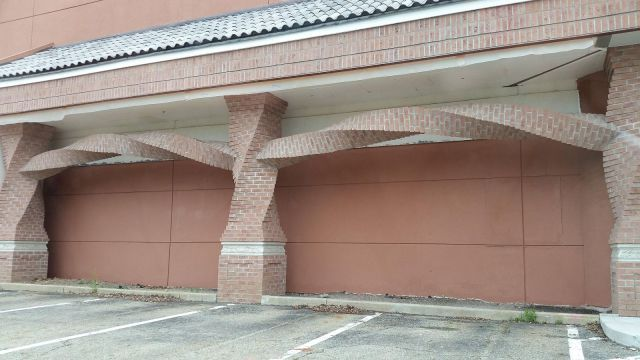 cool architecture, twisted bricks