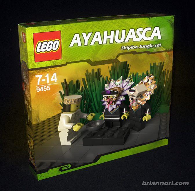 lego ayahuasca
