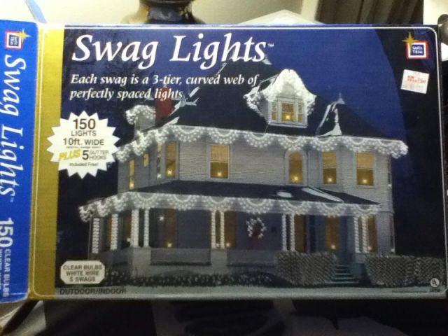 swag christmas lights justpost virtually entertaining - Swag Christmas Light. Outside Christmas Lights Swag Christmas Lights