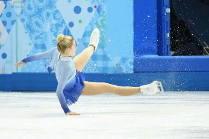 breakdancing figure skater