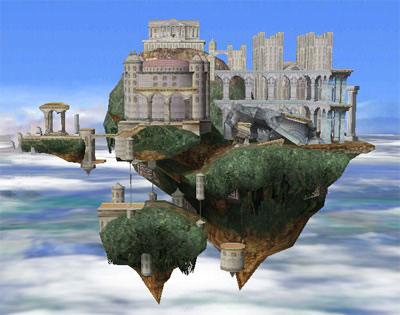 still the best map in super smash brothers, nintendo