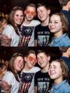 party photobomb face swap