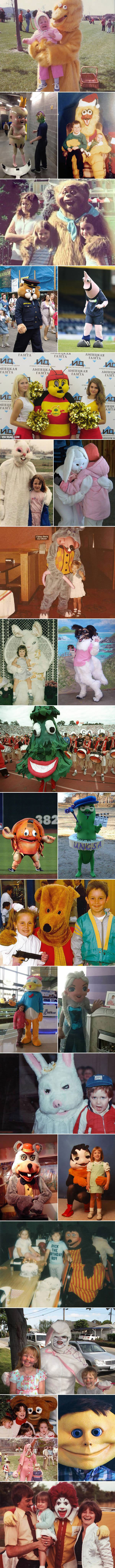 the 26 creepiest mascots you cannot unsee, wtf, fail
