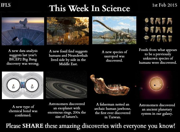 this week in science 1st february 2015