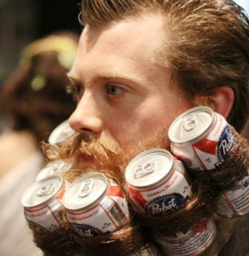 Image result for beer beard