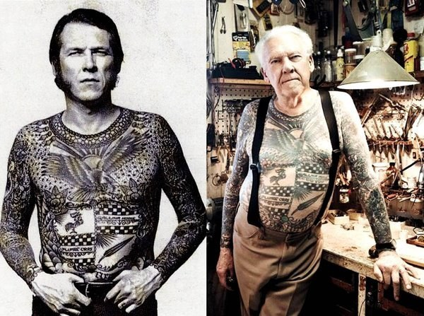 24 tattooed seniors answer the question what will it look like in 40 years?