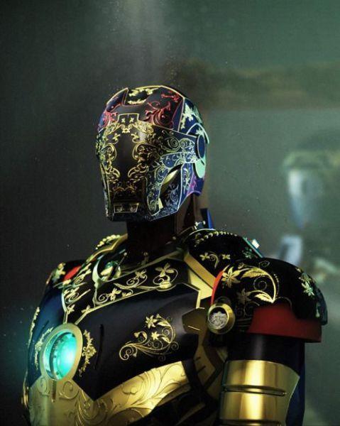 ancient asian ironman