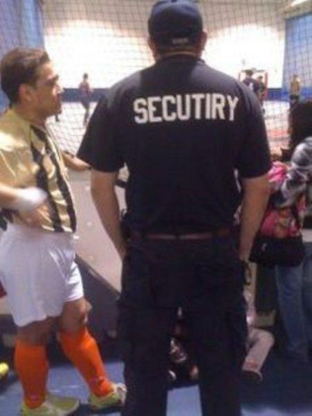 you don't need an education to become a security guard