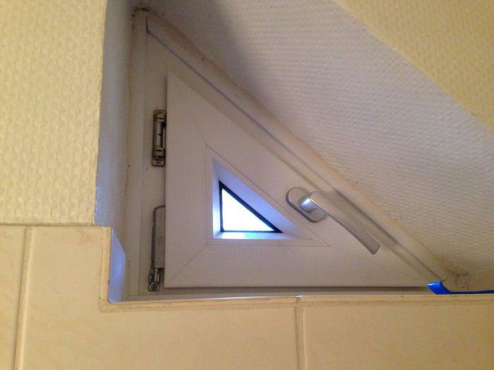 the worst bathroom window ever