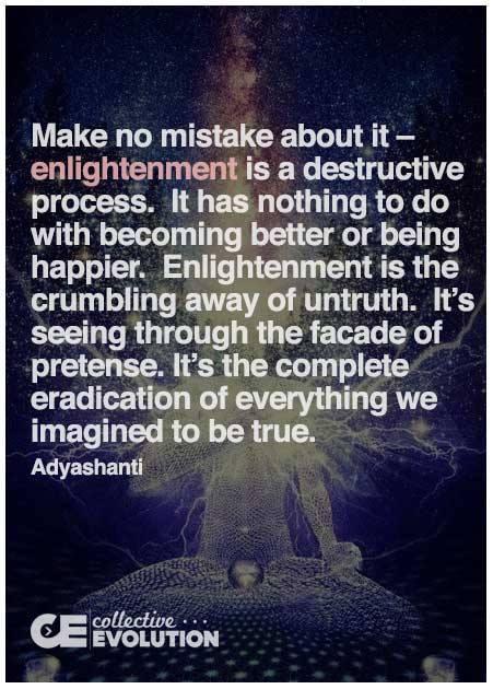 enlightenment and destruction essay