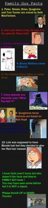 10 fun family guy facts