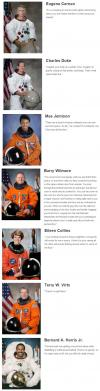 7 takes on what being in space feels like from 7 astronauts