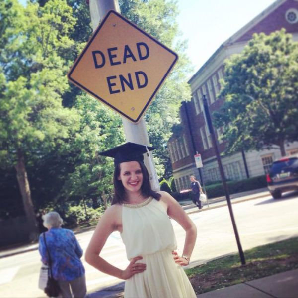 college graduation is a dead end