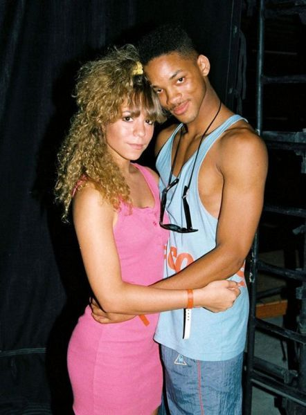 young will smith and mariah carey