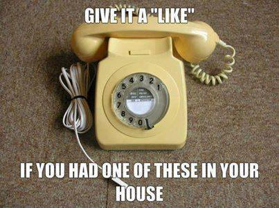give it a like if you had one of these in your house, i feel old now