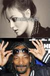smokey eyes, models and snoop dogg