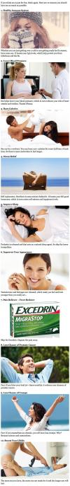 here are the top ten reasons you should have as much sex as possible