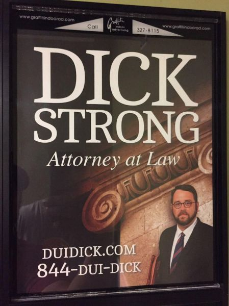 dick strong attorney at law, dui dick